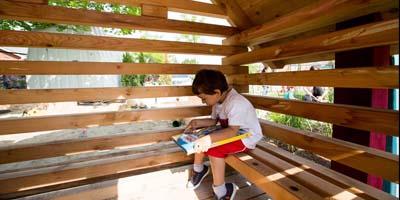 Reflect-socialize-playground