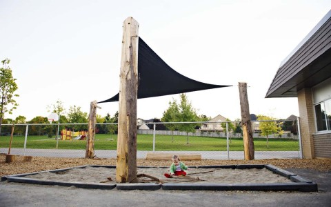 custom school playground