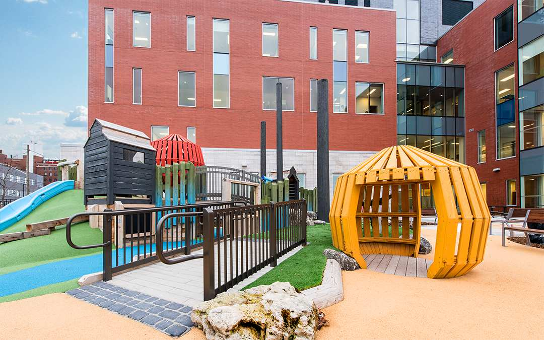 Accessible Playground Design