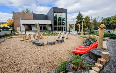 Bethany Hope Natural Playground