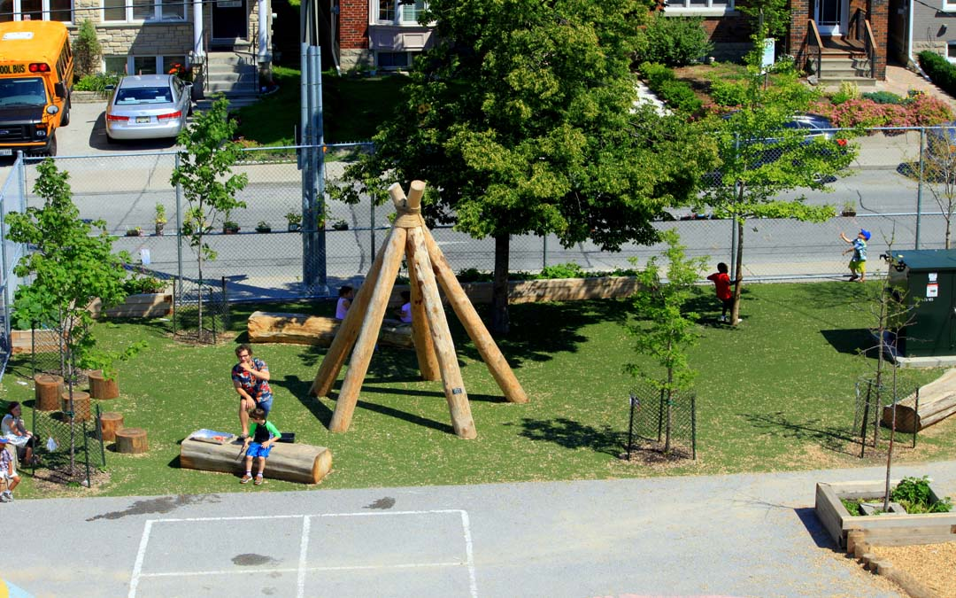 Toronto Natural Playgrounds