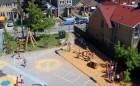 La mosaique playground Toronto