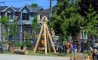 toronto playground teepee