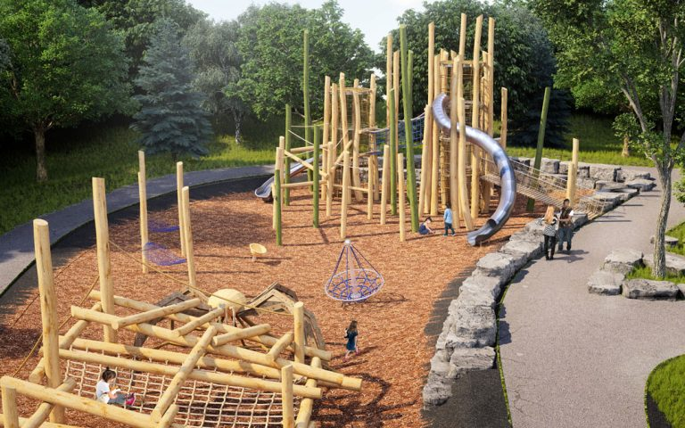 Bug Playground Design