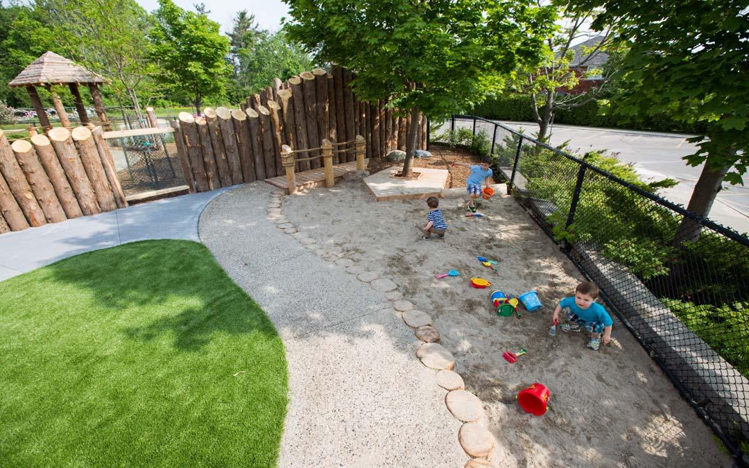 Oakville-natural-playground sand