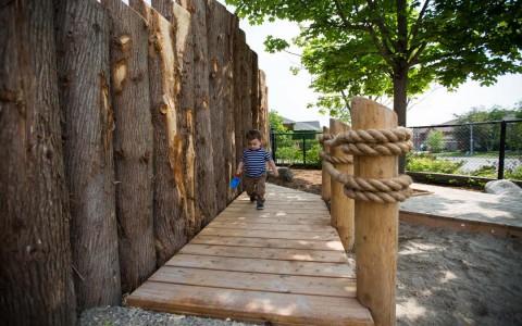 oakville natural playground