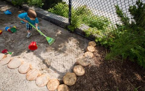 oakville natural playground sand