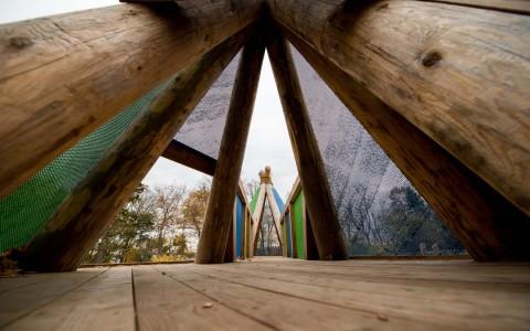 St Edward playground slide