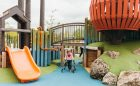 playground accessible custom structure