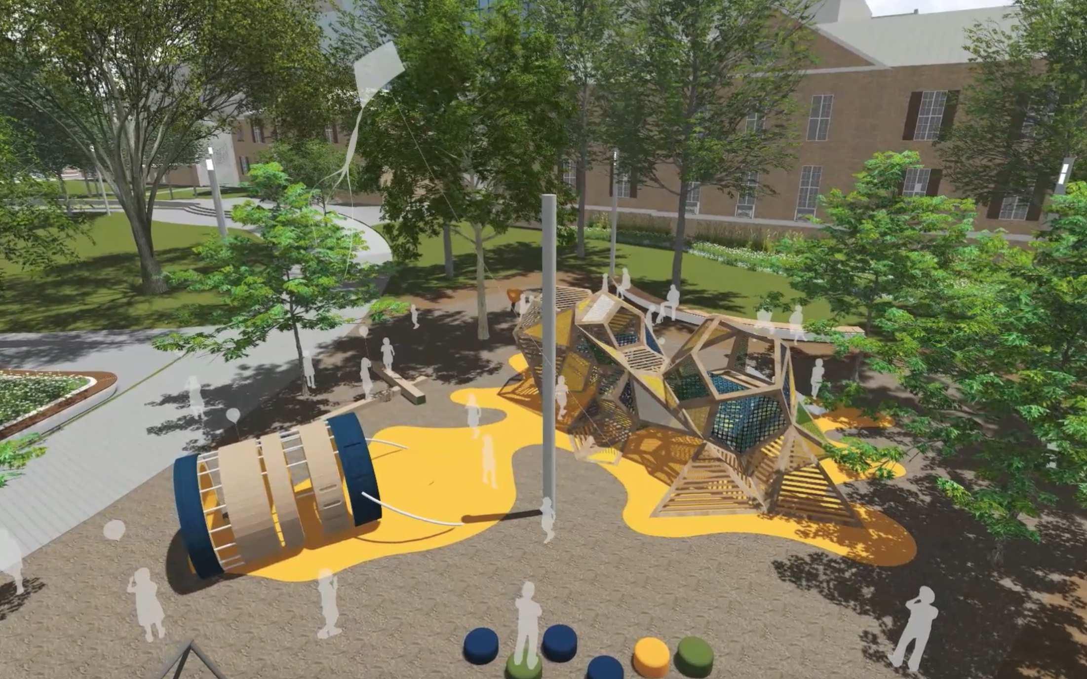 playground designers archives