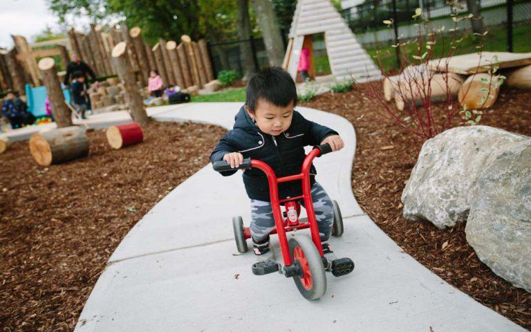 childcare playground