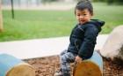log playground childcare