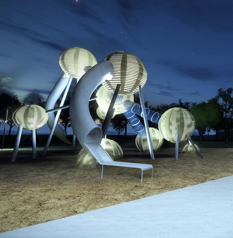 Yelan also Night01 Playground Design Structure Science Best Custom besides  also  furthermore 21a Rossal Avenue. on our projects