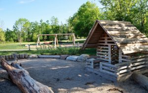 Batawa Natural Playground Play House