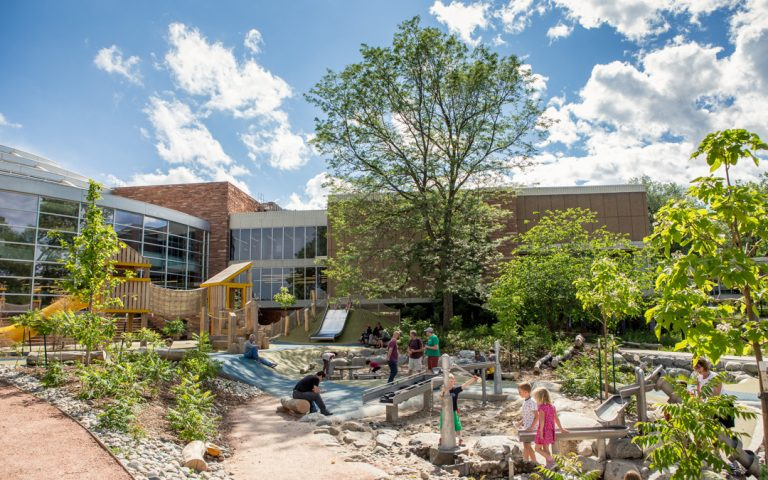 Boulder Civic Park
