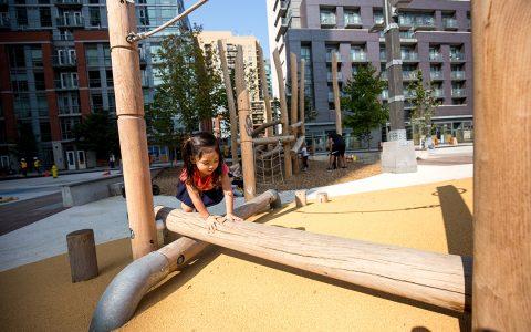lisgar park pipe climber