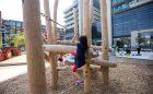 robinia climbing playground