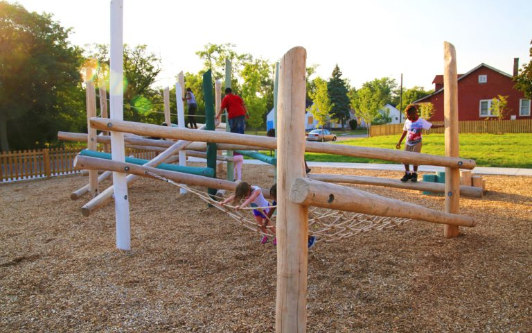 natural detroit michigan playground inclusive play active