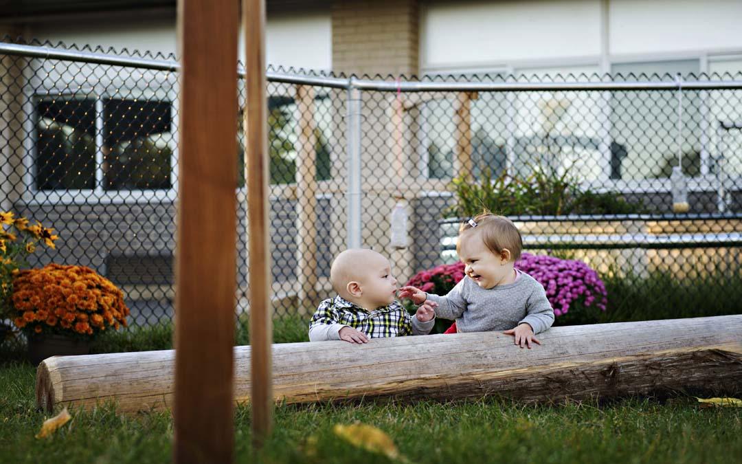 custom school playground