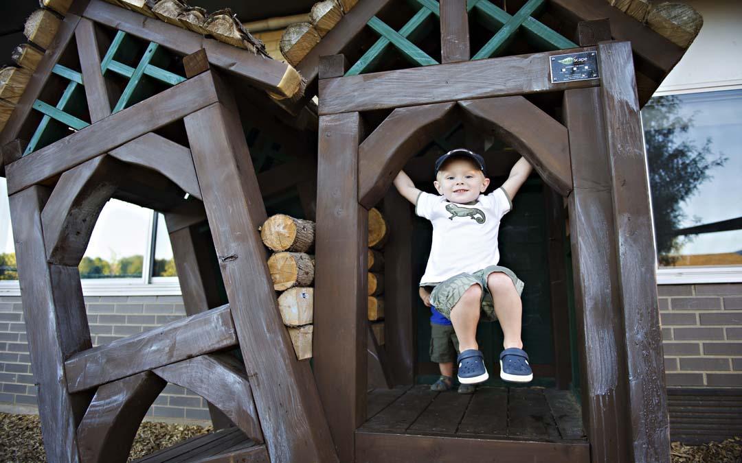 Natural Playground Kitchener