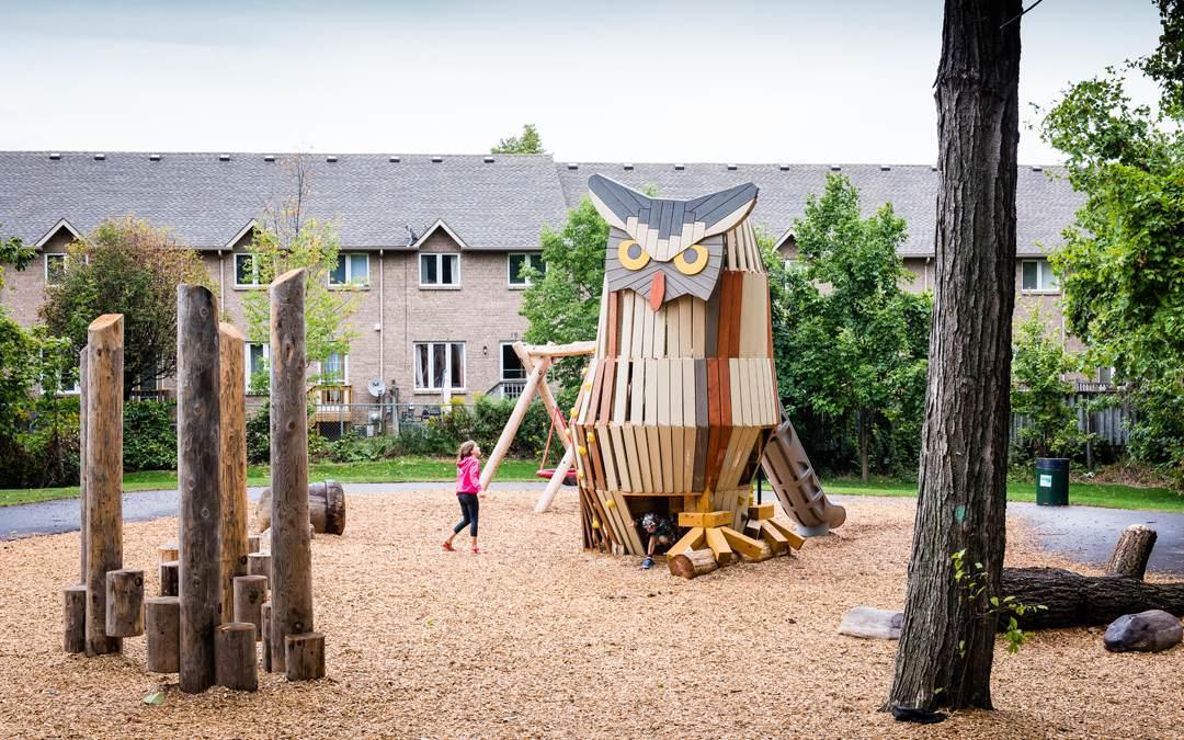 custom Playground canada