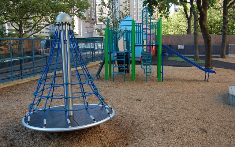 Toronto Natural playground