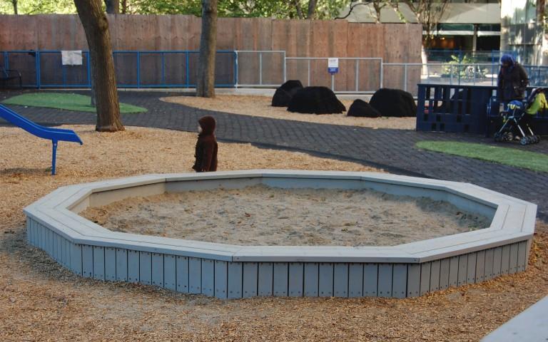 Toronto natural playground sand