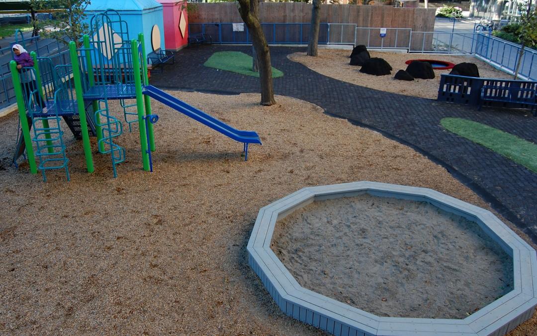 Toronto natural playground design
