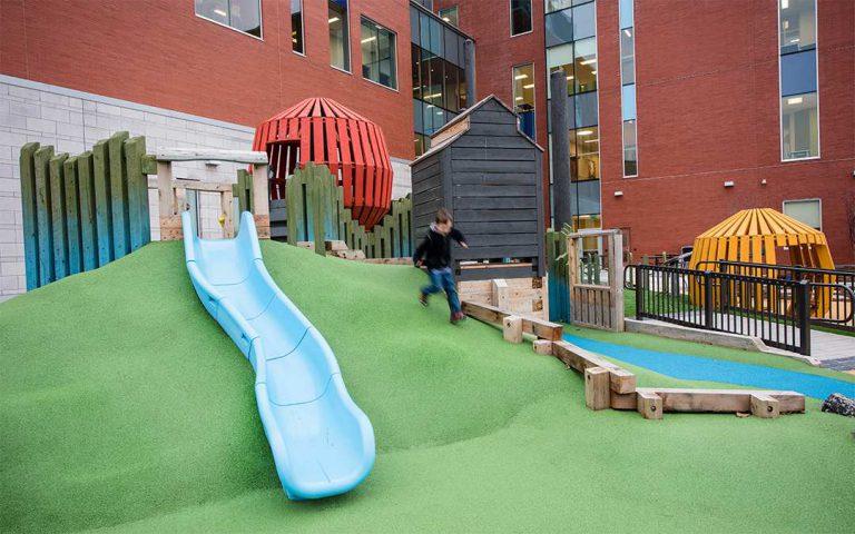 PIP Playground Slide