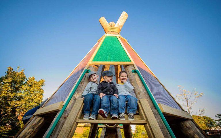 playground teepee ottawa
