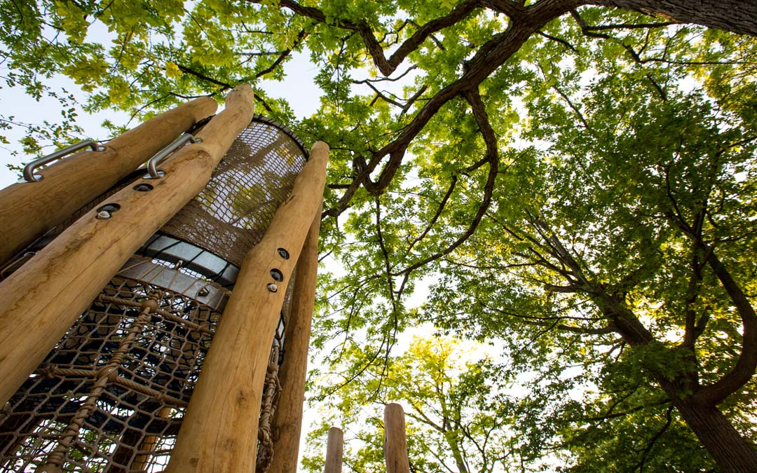 robinia play tower