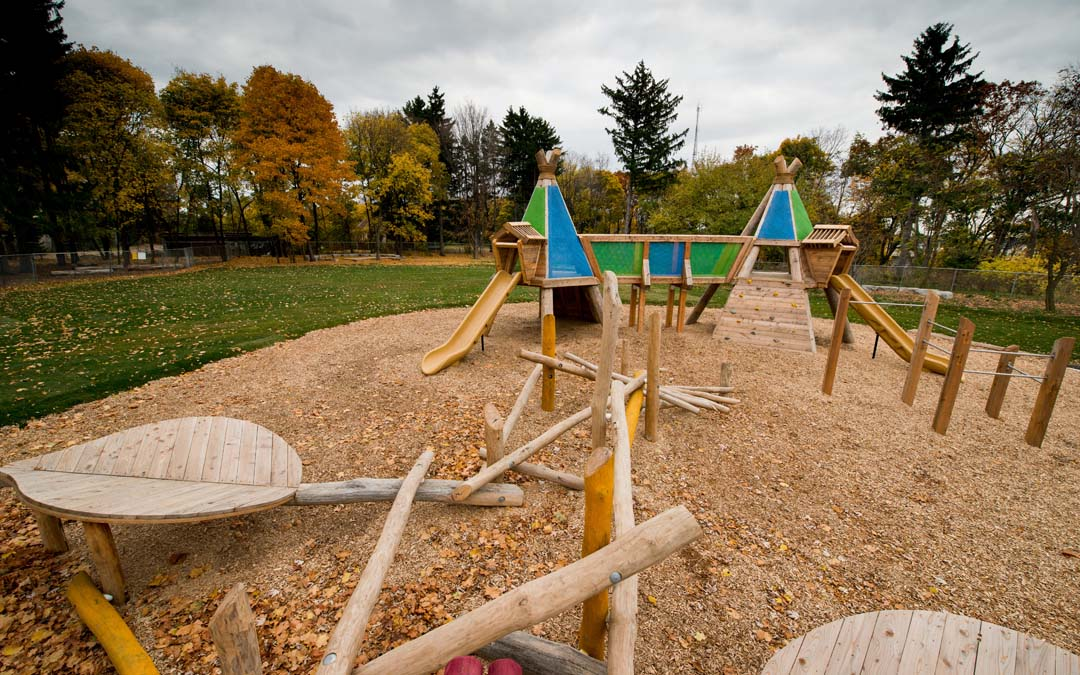 School playground design