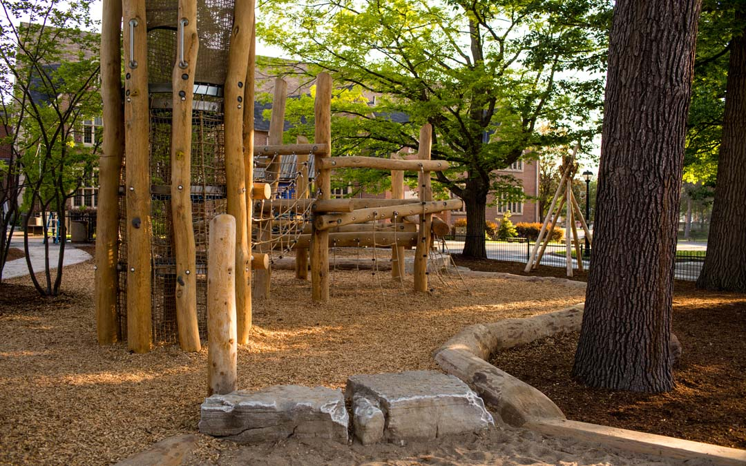 best robinia playground