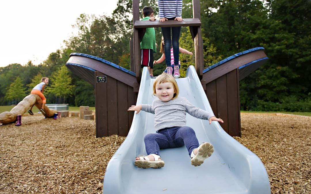 millen woods playground