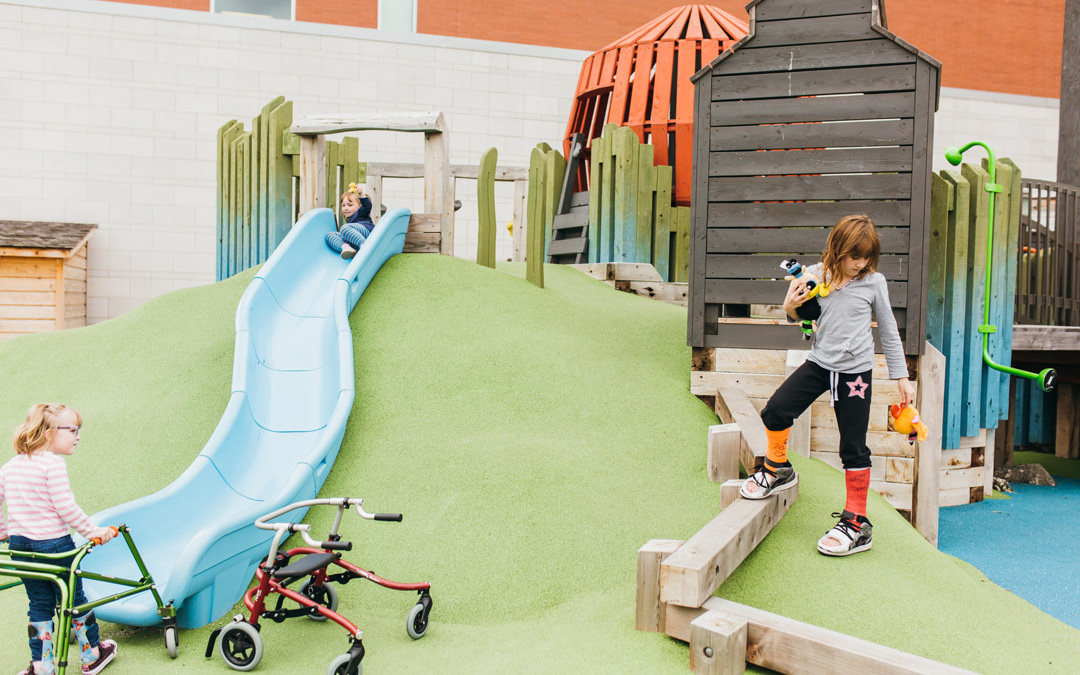 therapeutic playground
