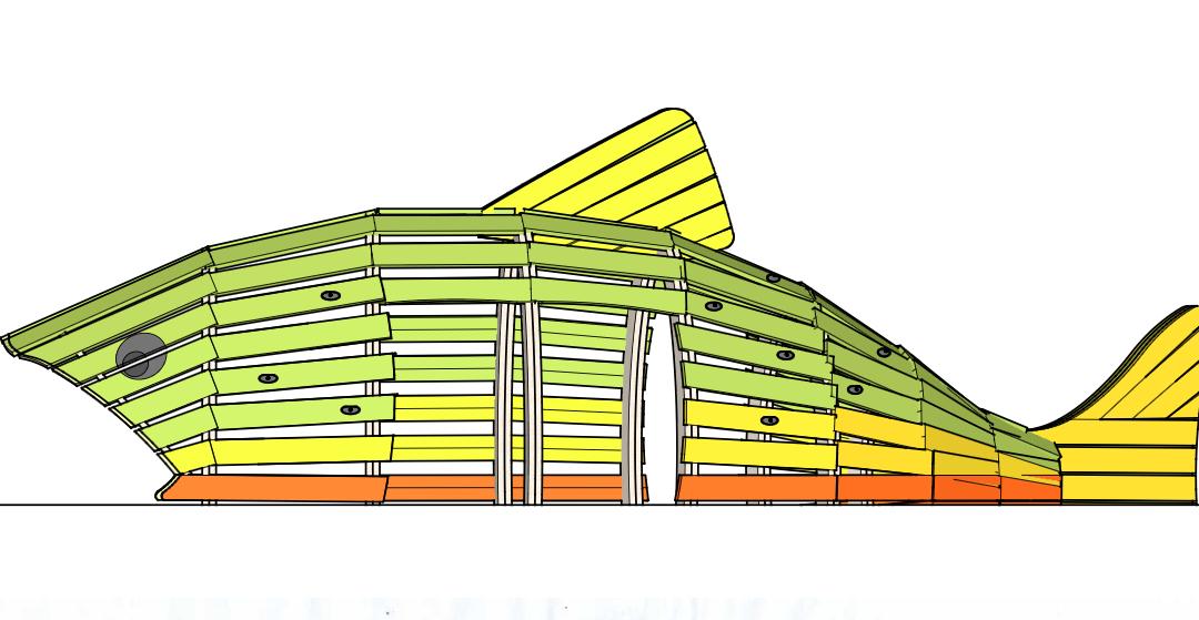 custom playground structure
