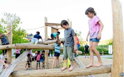 ontario natural playground