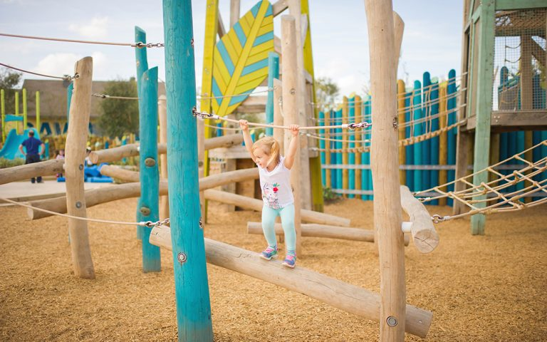 Tower Natural Playground Houston Texas