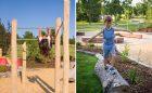active play wood playground natural balance
