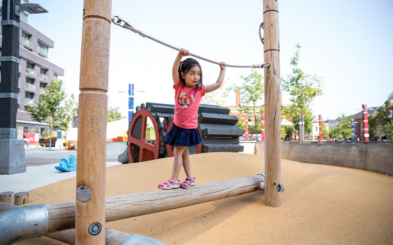 lisgar park industrial playground