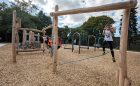 Lord Seaton nature wood playground challenge play