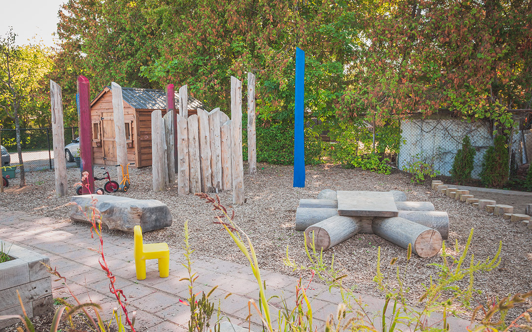 child care play space