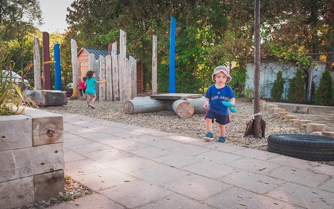 la ribambelle child care natural play