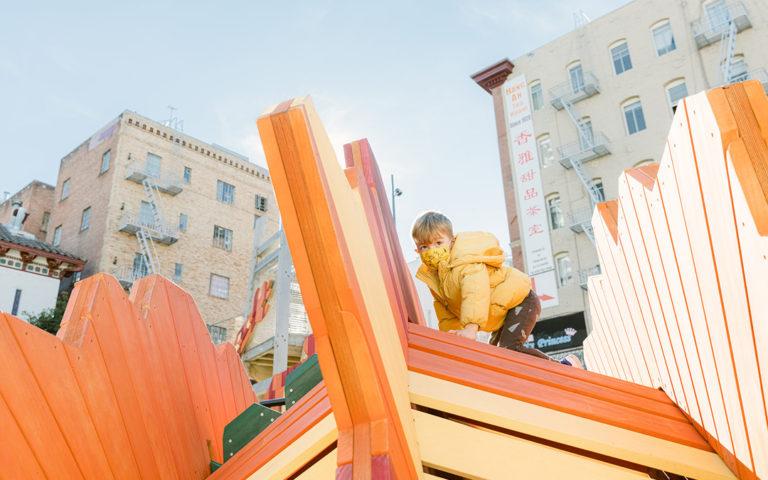 """Willie """"Woo Woo"""" Wong Playground"""