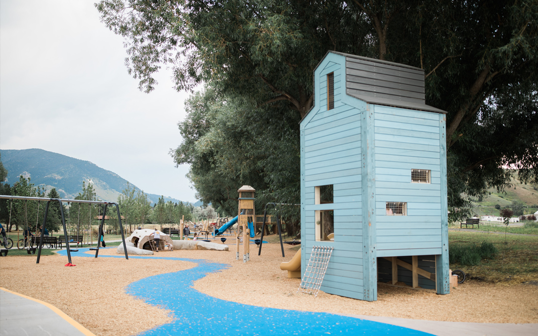 Story Mill Community Park Playground