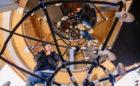 Johnston-McVay park hawk tower net rubber climber natural playground