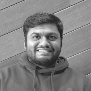 Earthscape Nish Dholakiya team headshot