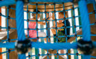 playground games texas tower interior net play
